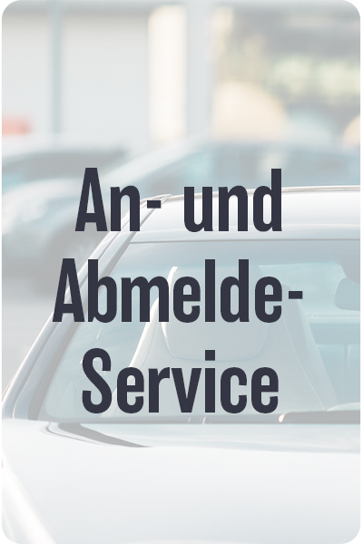 An- und Abmelde-Service