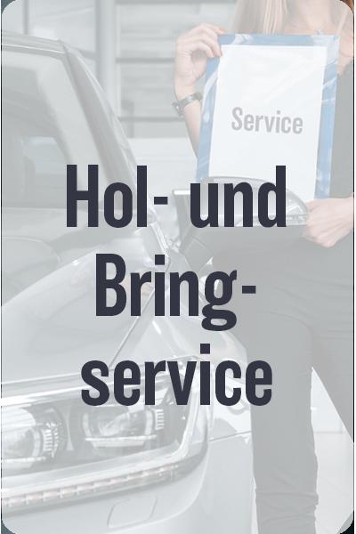 Hol- und Bring-Service