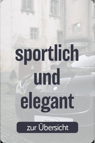 sportfahrzeuge und elegante fahrzeuge